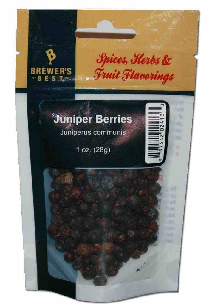 Brewers Best Juniper Berries 1 oz