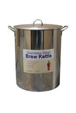 15 Gallon Stainless Brew Pot (Economy)