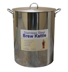 15 Gallon Stainless Brew Pot (Economy)