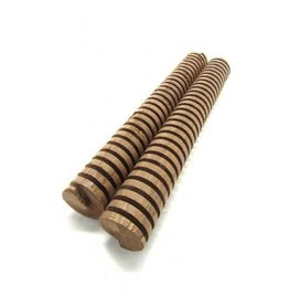 American Oak Spiral (Medium Toast) 2/PK