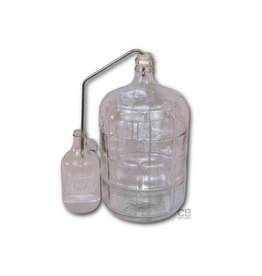 Coldbreak Brewing Blow-Off Tube Stainless (Carboy)