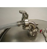 Blichmann Tri-clamp blowoff assembly (fits all conicals)