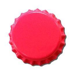 Crown Cap W/Oxy-Liner 144/Bag (Pink)
