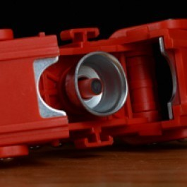 Ferrari Bell Housing Red Baron Capper (Standard Crown Cap)