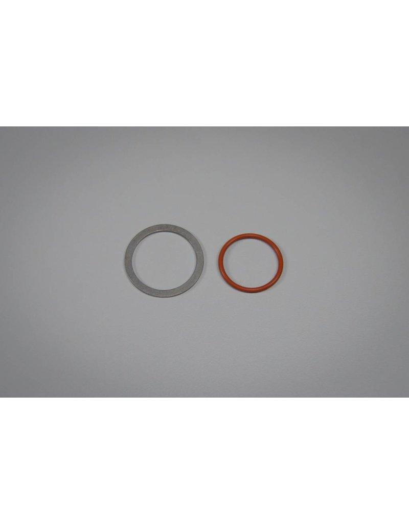 Blichmann BoilerMaker Bulkhead Retainer & O-Ring Kit
