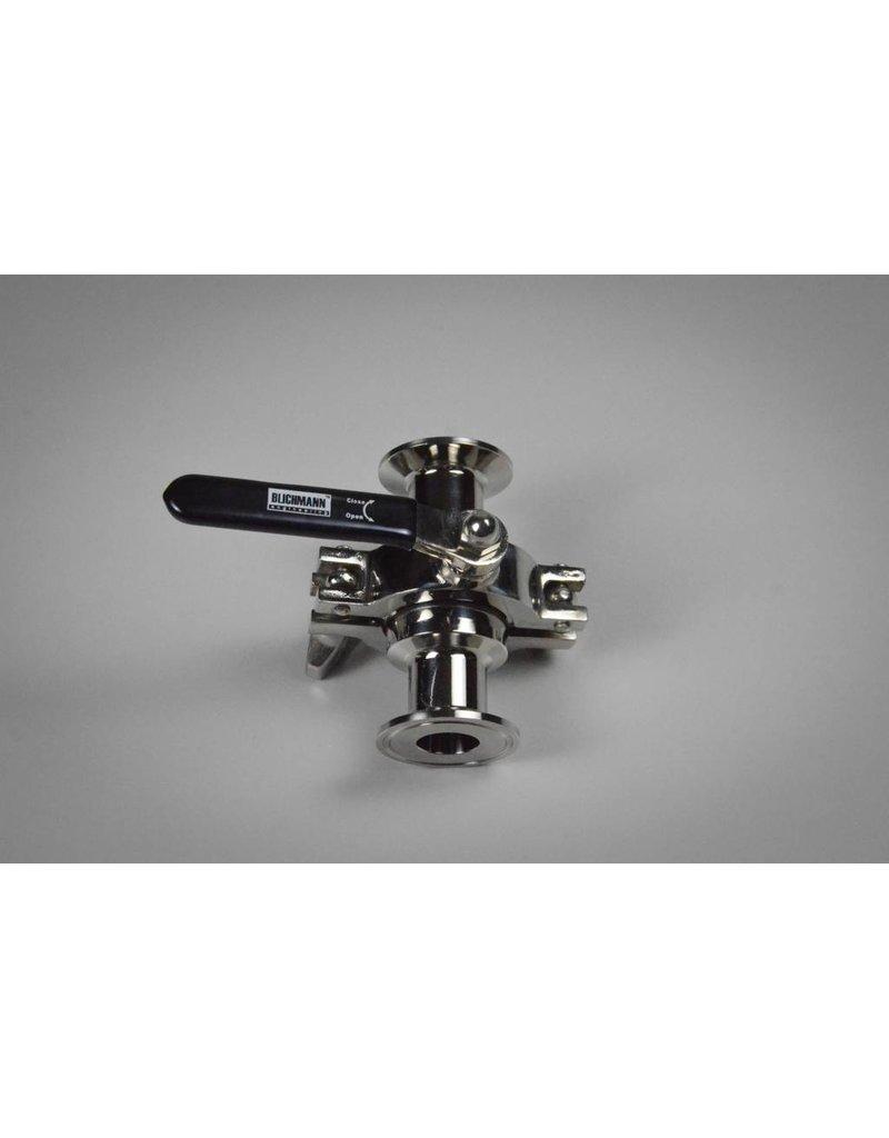 """Blichmann Ball valve - 1"""" Tri-Clamp"""