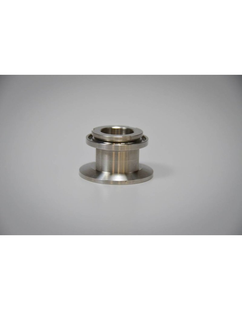 "Blichmann 1"" Tri-Clamp Bottom Dump Fitting"