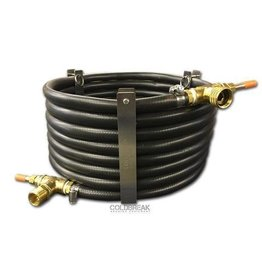 Coldbreak Brewing Counter Flow Wort Chiller 25'