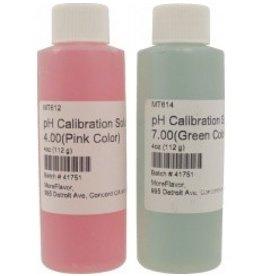 pH Calibration Solutions (4.00 & 7.00)