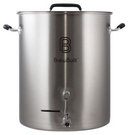 BrewBuilt BrewBuilt Brewing Kettle (10 Gallon)