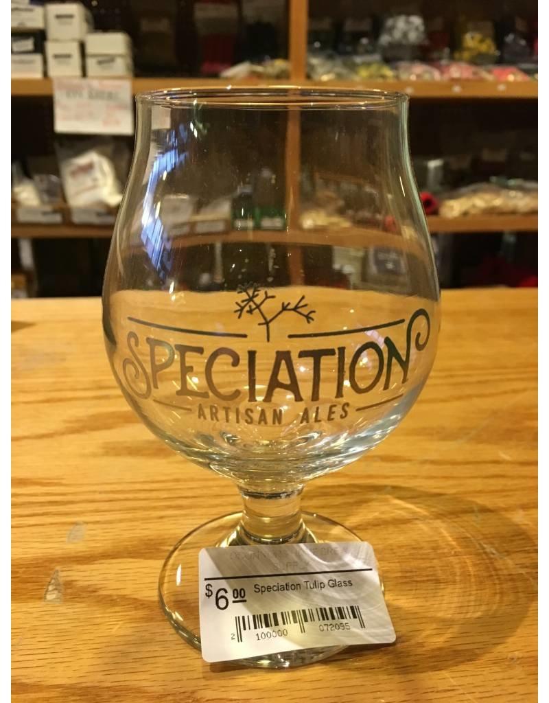 Speciation Artisan Ales Speciation Tulip Glass