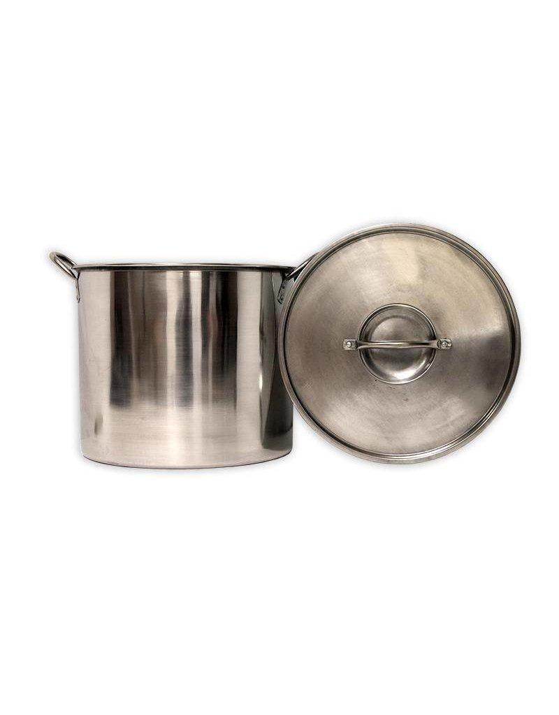 LD Carlson 5 Gallon Stainless Brew Pot (Economy)