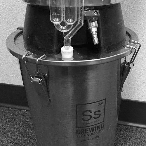 SS Brewing Technologies 3.5 Gallon Brew Bucket Mini Fermentor