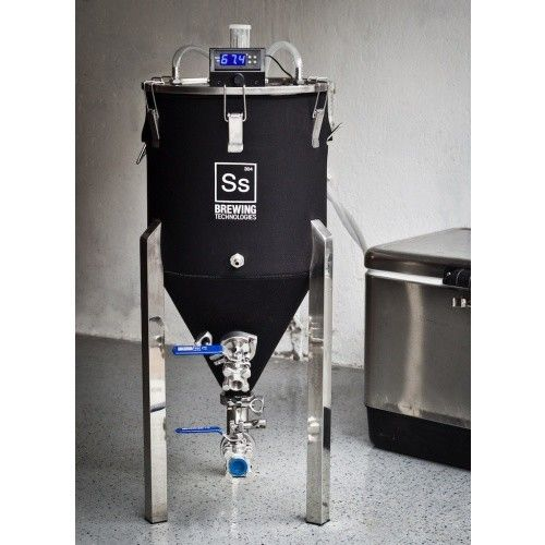 SS Brewing Technologies 7 Gal Chronical FTSs Fermentation Temperature Stabilization System