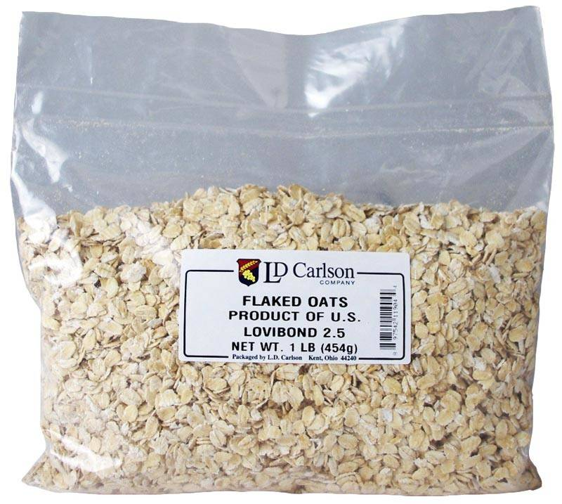 Briess Briess Flaked Oats