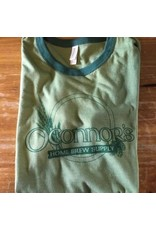 Citizenshirt O'Connors Green Jersey Tee