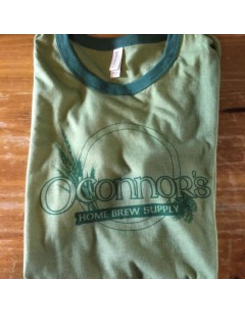 Citizenshirt O'Connors Green Jersey Tee