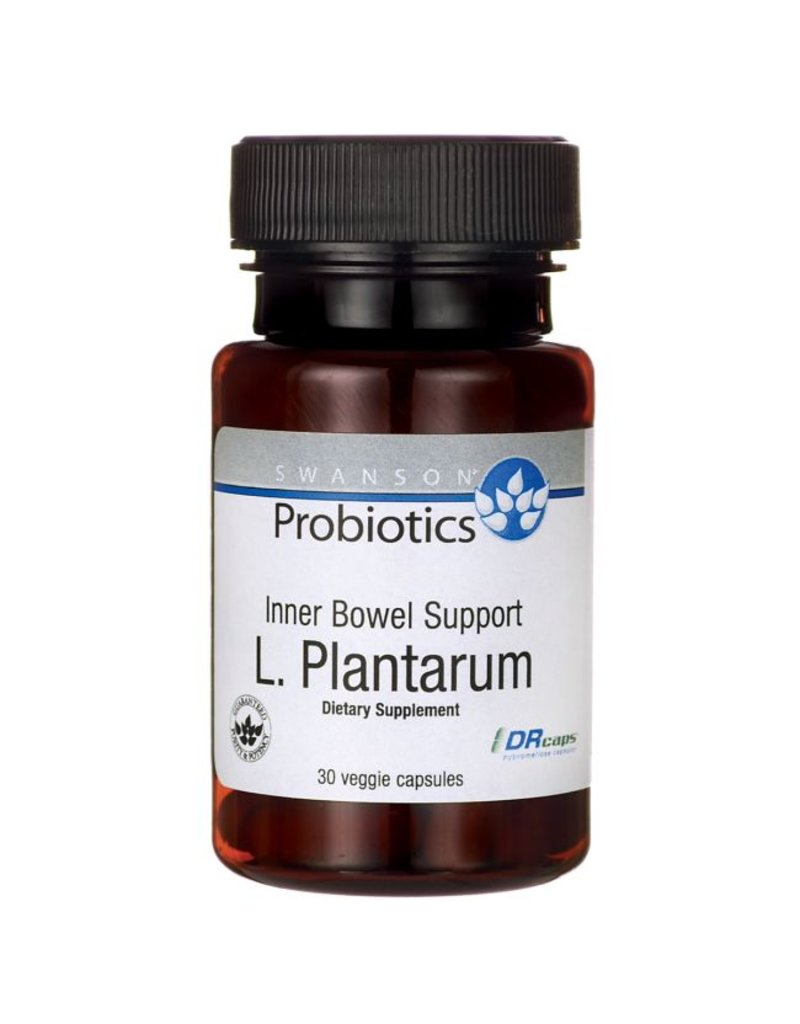 Lactobacillus Plantarum pills single