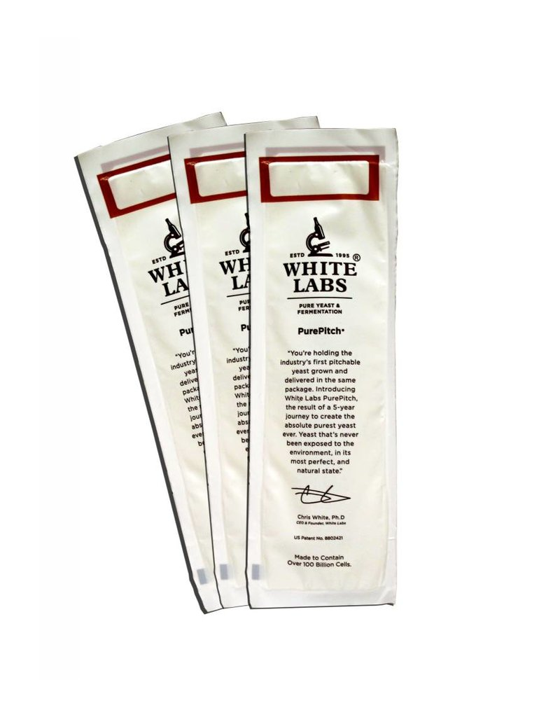 White Labs WLP002 (White Labs English Ale)