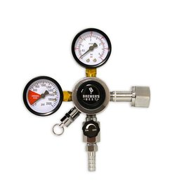 "Coldbreak Brewing CO2 Regulator 5/16"" Barb"