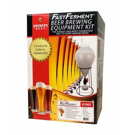 Brewers Best Beer Equipment Starter Kit (5 Gallon)(FastFerment)