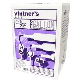Vintners Best Wine Equipment Starter Kit (1 Gallon)