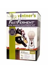 Vintners Best Wine Equipment Starter Kit (6 Gallon)(FastFerment)
