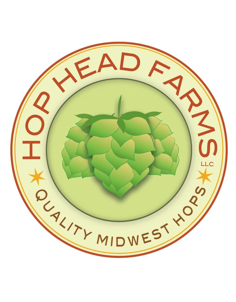 Hop Head Farms Crystal Hop Pellets 1 OZ (Hop Head Farms)