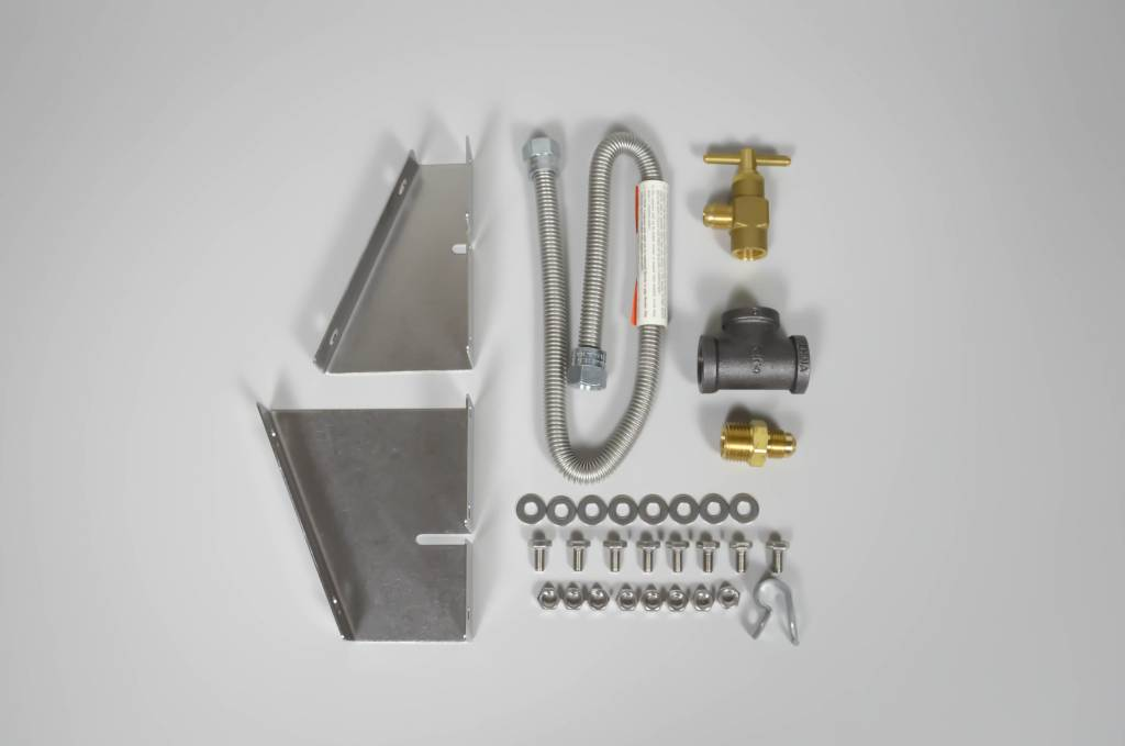 Blichmann HellFire Burner Installation Kit for TopTier Stand