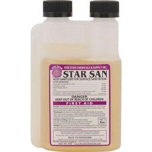 Five Star Star San