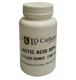 LD Carlson Lactic Acid 88% - 5 OZ