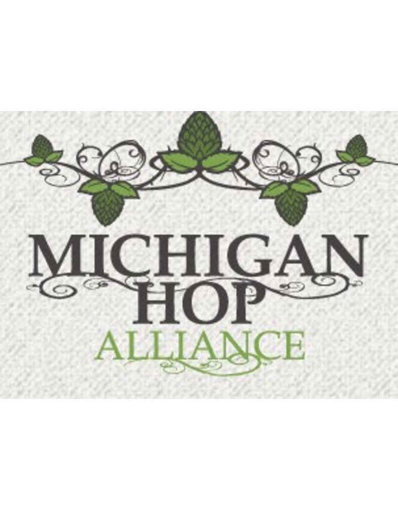 Michigan Hop Alliance Simcoe Hop Pellets 1 LB (MHA)