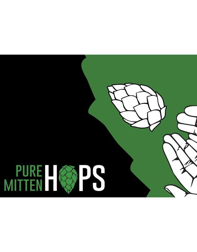 Pure Mitten Hops Cascade Hop Pellets 1 OZ (Pure Mitten)