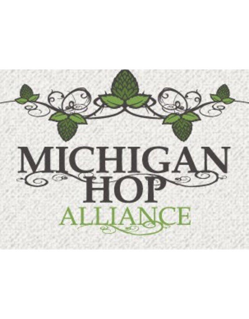 Michigan Hop Alliance Columbus Hop Pellets 1 OZ (MHA)