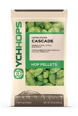 YCH Hops Cascade Hop Pellets 1 LB (US)