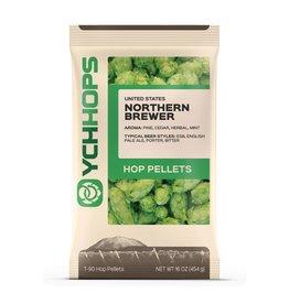 YCH Hops Northern Brewer Hop Pellets 1 LB (US)