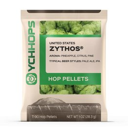 YCH Hops Zythos Hop Pellets 1 OZ (US)