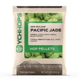YCH Hops Pacific Jade Hop Pellets 1 OZ (NZ)