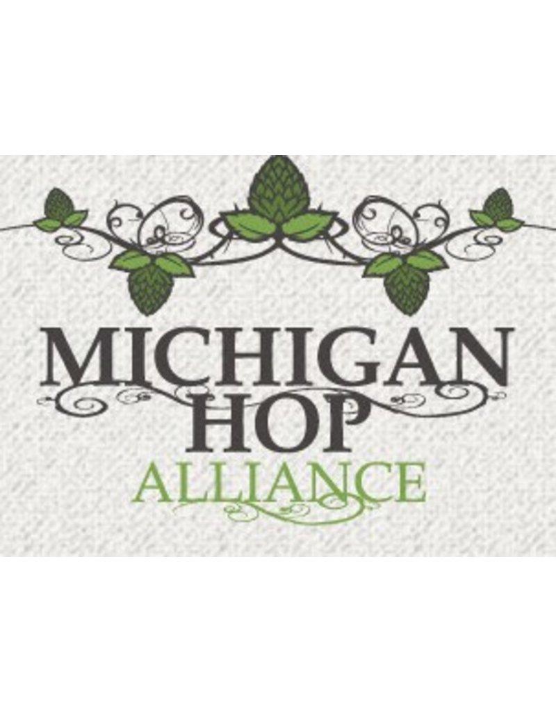 Michigan Hop Alliance El Dorado Hop Pellets 1 LB (MHA)