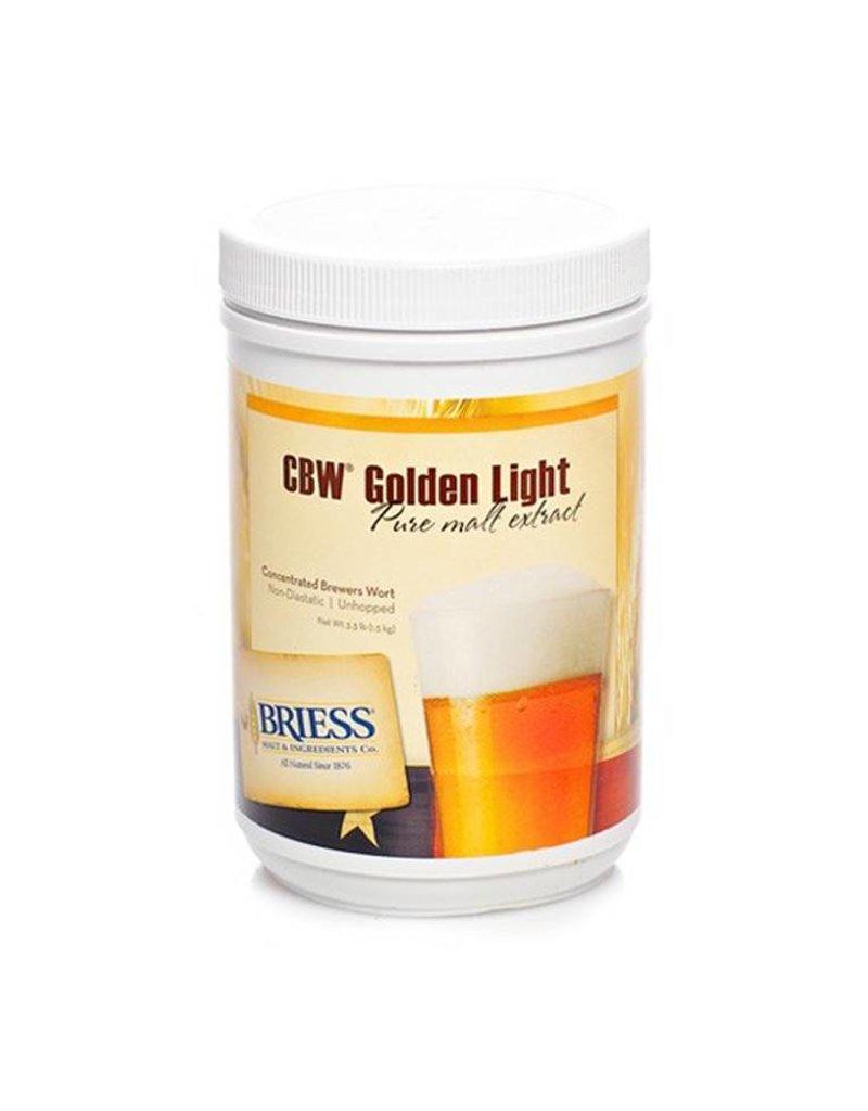 Briess Golden Light LME 3.3 lb (Briess)