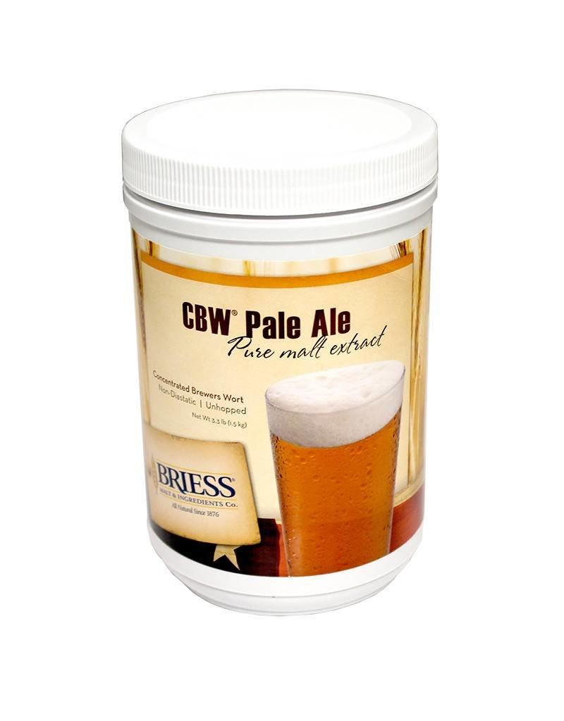 Briess Pale Ale LME 3.3 lb (Briess)