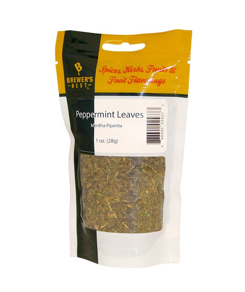 Brewers Best Peppermint Leaves 1 oz