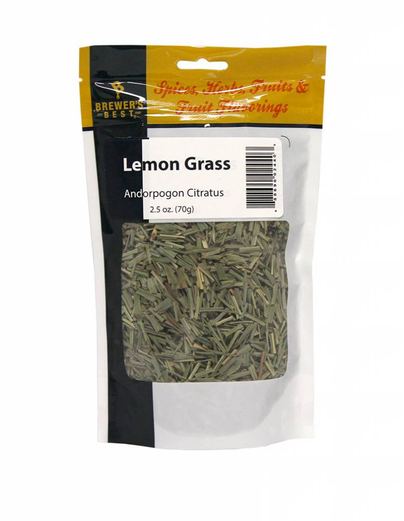 Brewers Best Lemon Grass 2.5 oz