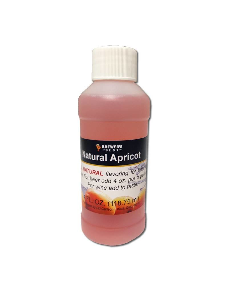Brewers Best Apricot Flavoring Extract 4 oz (All Natural)