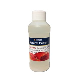 Brewers Best Peach Flavoring Extract 4 oz (All Natural)