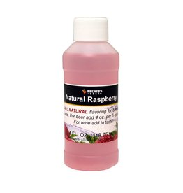 Brewers Best Raspberry Flavoring Extract 4 oz (All Natural)