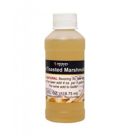 Brewers Best Toasted Marshmallow Flavoring Extract 4 oz (All Natural)