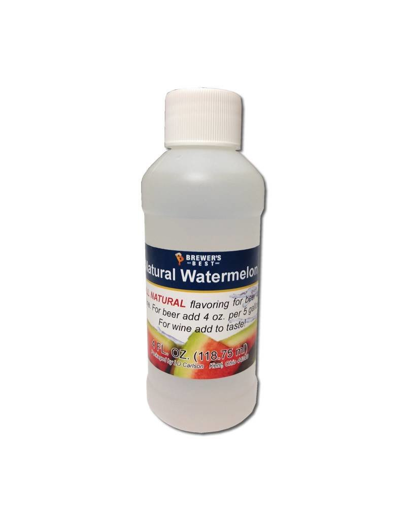 Brewers Best Watermelon Flavoring Extract 4 oz (All Natural)