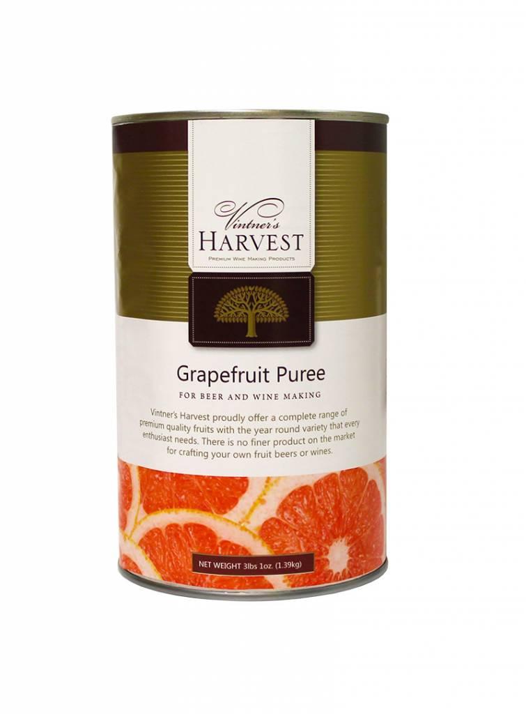 Vintners Harvest Grapefruit Puree 40 oz