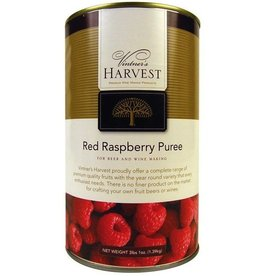 Vintner's Harvest Raspberry Puree 49 oz